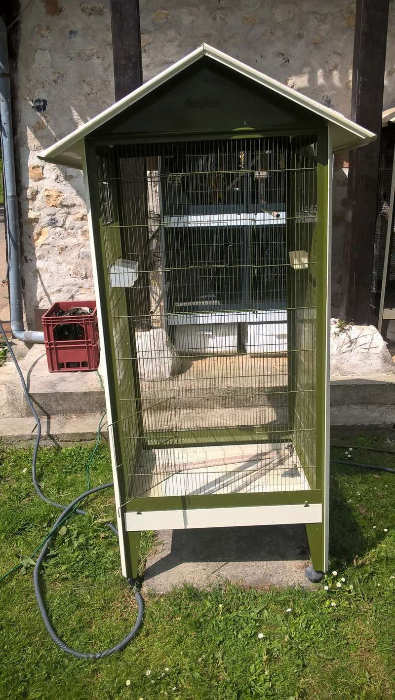 vente de cages Volier13
