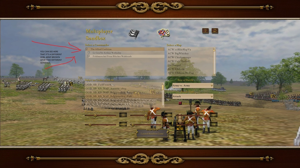 Set Up for SOWWL NAPOLEON GAMES For Kriegspiel style - Page 6 20160719
