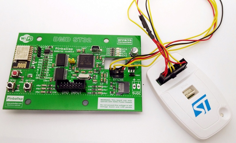 [ARCHIVÉ] DMDST32, DMD conçu et fabriqué par Pinballsp 12901310