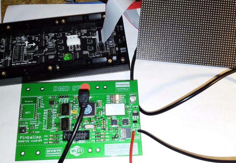 [ARCHIVÉ] DMDST32, DMD conçu et fabriqué par Pinballsp 13062910