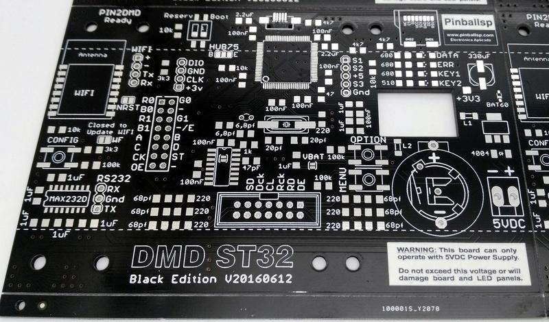 [ARCHIVÉ] DMDST32, DMD conçu et fabriqué par Pinballsp 13495610