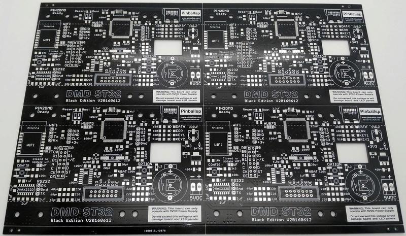 [ARCHIVÉ] DMDST32, DMD conçu et fabriqué par Pinballsp 13502910
