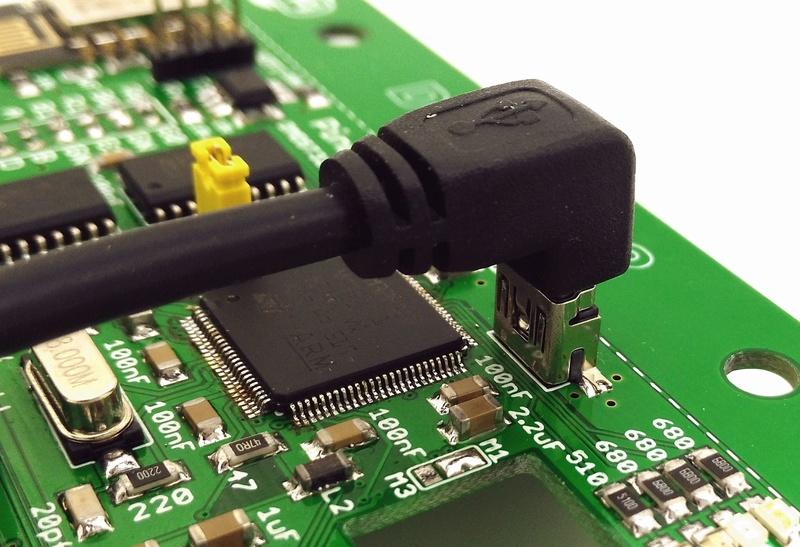[RÉSOLU] Carte STM32 / port USB arraché 27260210