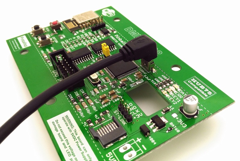 [RÉSOLU] Carte STM32 / port USB arraché 8f46c610