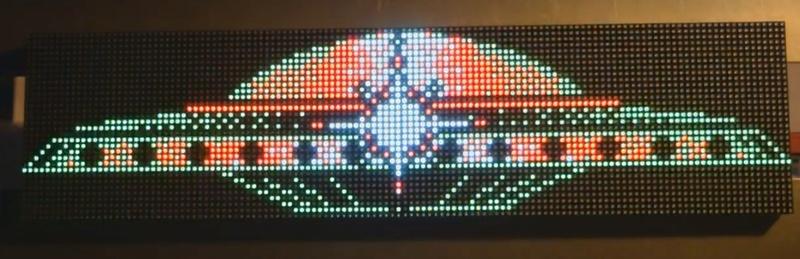 [ARCHIVÉ] DMDST32, DMD conçu et fabriqué par Pinballsp Screen32