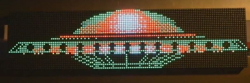 [ARCHIVÉ] DMDST32, DMD conçu et fabriqué par Pinballsp Screen34