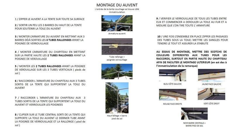 Caravane pliante RACLET Solena Mon avis d'utilisateur Montag10