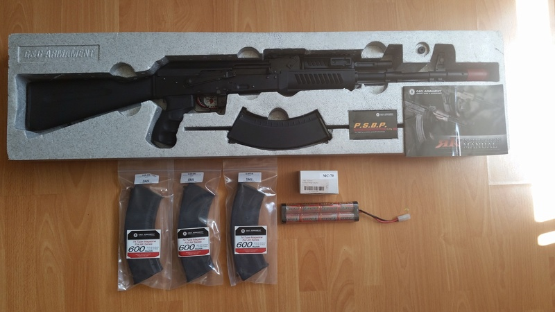 AEG RK-103 EVO for sale (No trades) 20160711