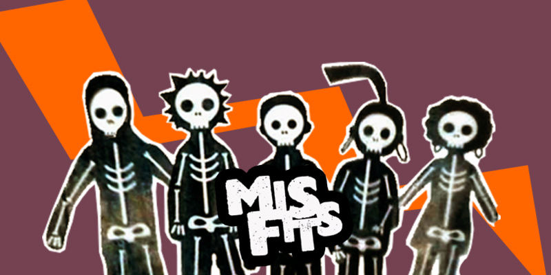 Misfits Rol - Realease the Power