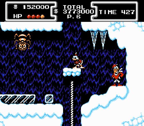 Vos jeux et niveaux où il fait froid préférés Duck-t10