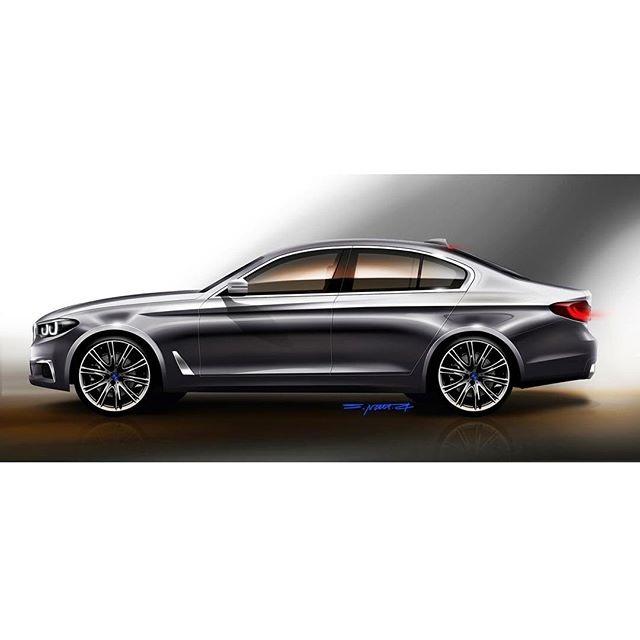 2016/2017 ~ BMW SÉRIE 5 G30/G31 - SÉRIE 5 GT G32 - M5 F90 Image10
