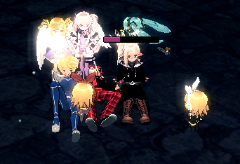 We did peaca abyss! Snowfi10