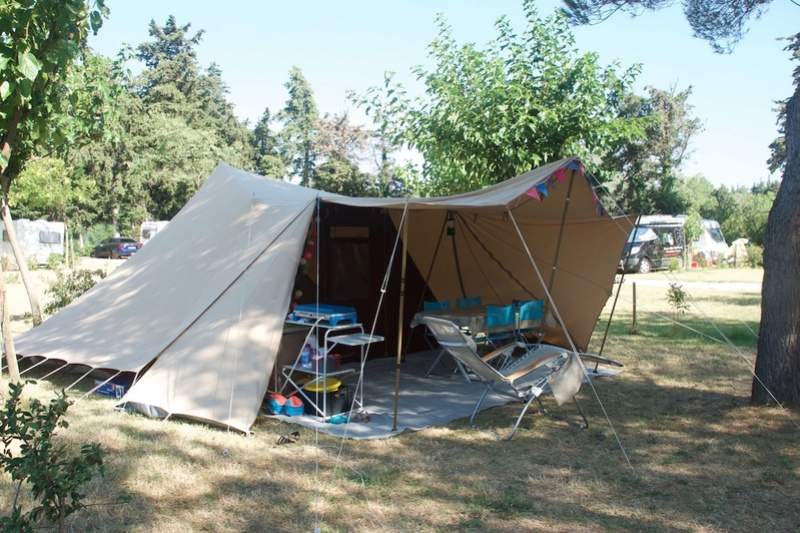 La marque de tente De Waard Dewaar16
