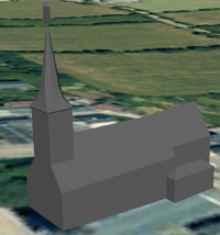 Transfert des données personnelles de Google Earth Ko10