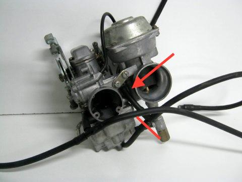 Probleme démarrage Carbur10