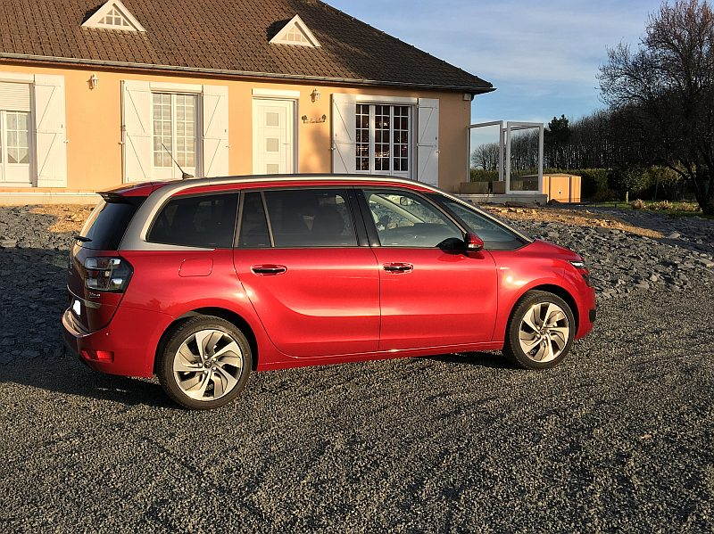 """Présentation et Photos de votre Voiture """"Citroën"""" C4_210"""
