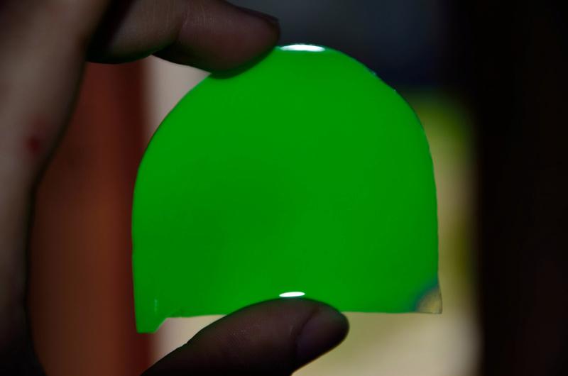 Limettengrün lackieren? Greent12