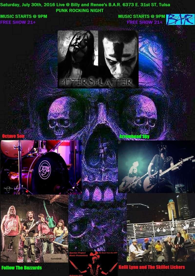 Punk Rocking Night in Tulsa <3 Punk_r12