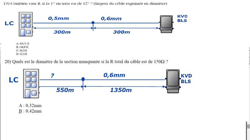 Comment calculer une résistance en fonction de la temperature Im12