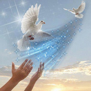 МОЛИТВЕННАЯ ИСКРА ВЕРЫ! стихи ХВЕ о Духе Святом 30142210