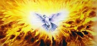 ОГОНЬ КАРМИЛА! стихи ХВе о Духе Святом, о Пятидесятнице Ada11