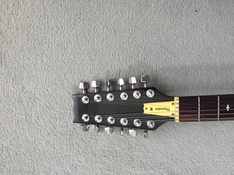 string - Thunder 3 12 string Img_2517