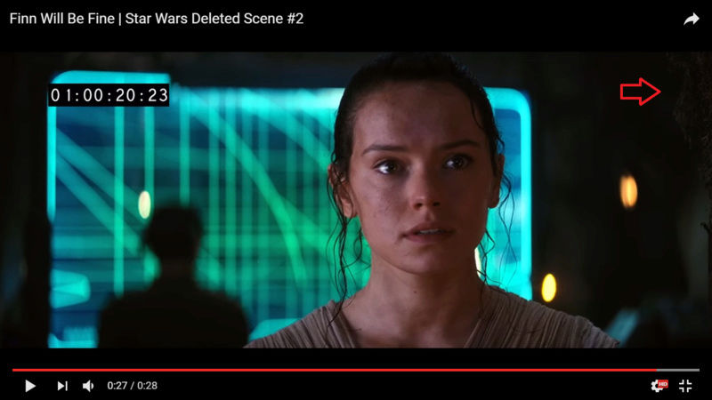 ARCHIVE: Rey and Kylo - Beauty and the Beast, Scavenger and the Monstah, Their Bond, His Love, Her Confused Feelings - 9 - Page 22 Screen11