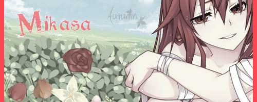 Besoin d'écrire Mikasa11