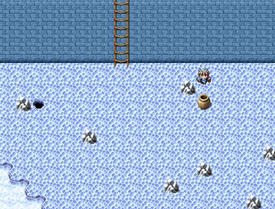 Déplacement d'objets, style Zelda + sur glace 3b11