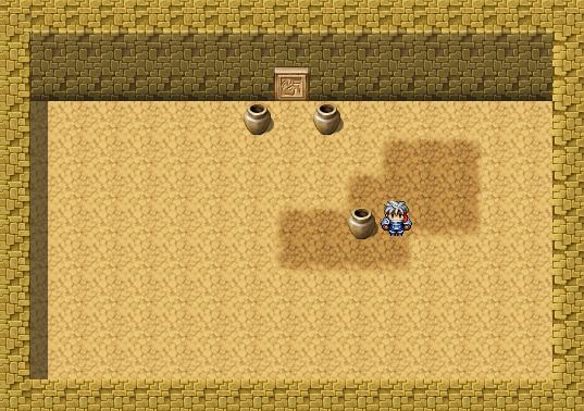 Déplacement d'objets, style Zelda + sur glace 711