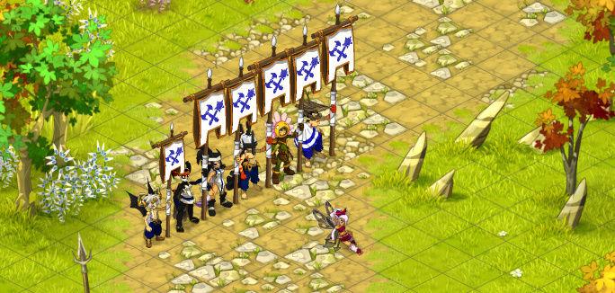 La guerre fait rage entre Bouftous Vs Tofus Allian10