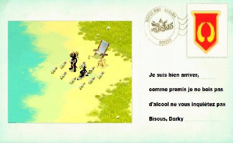 La Carte Postale d'Aqua Huihjk10