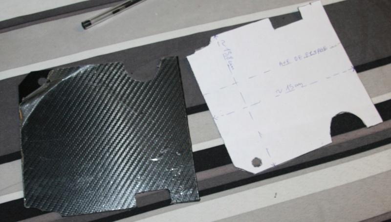 chaine - Pare chaine carbon Decoup10