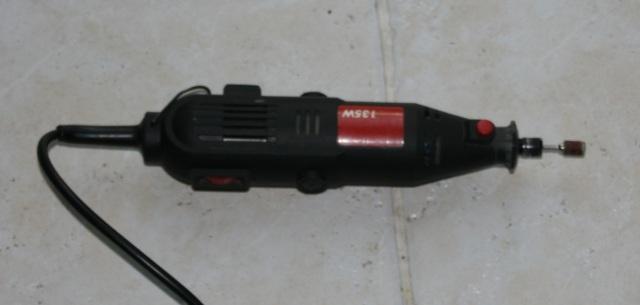 chaine - Pare chaine carbon Dremel10