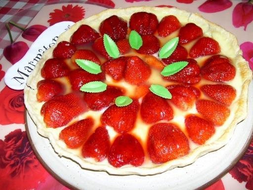 Les tartes sucrés 242f7e10