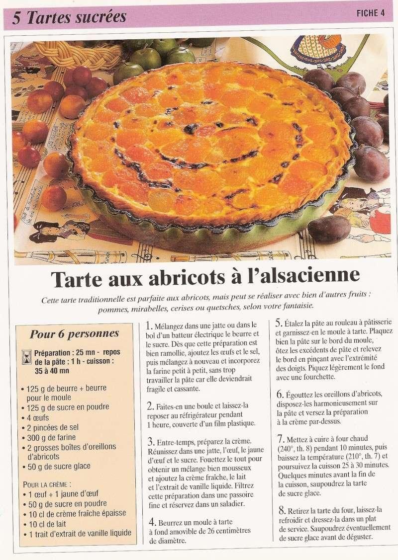 Les tartes sucrés Calend15