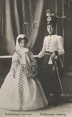 petits enfants de Sissi et de Franz Erzher10