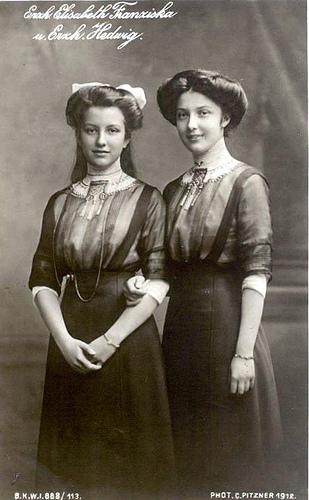 petits enfants de Sissi et de Franz Erzher11