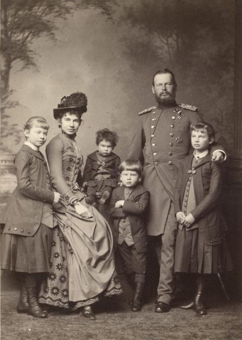 petits enfants de Sissi et de Franz Gisela10