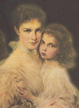petits enfants de Sissi et de Franz Marie_10