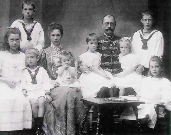 petits enfants de Sissi et de Franz Mariev11