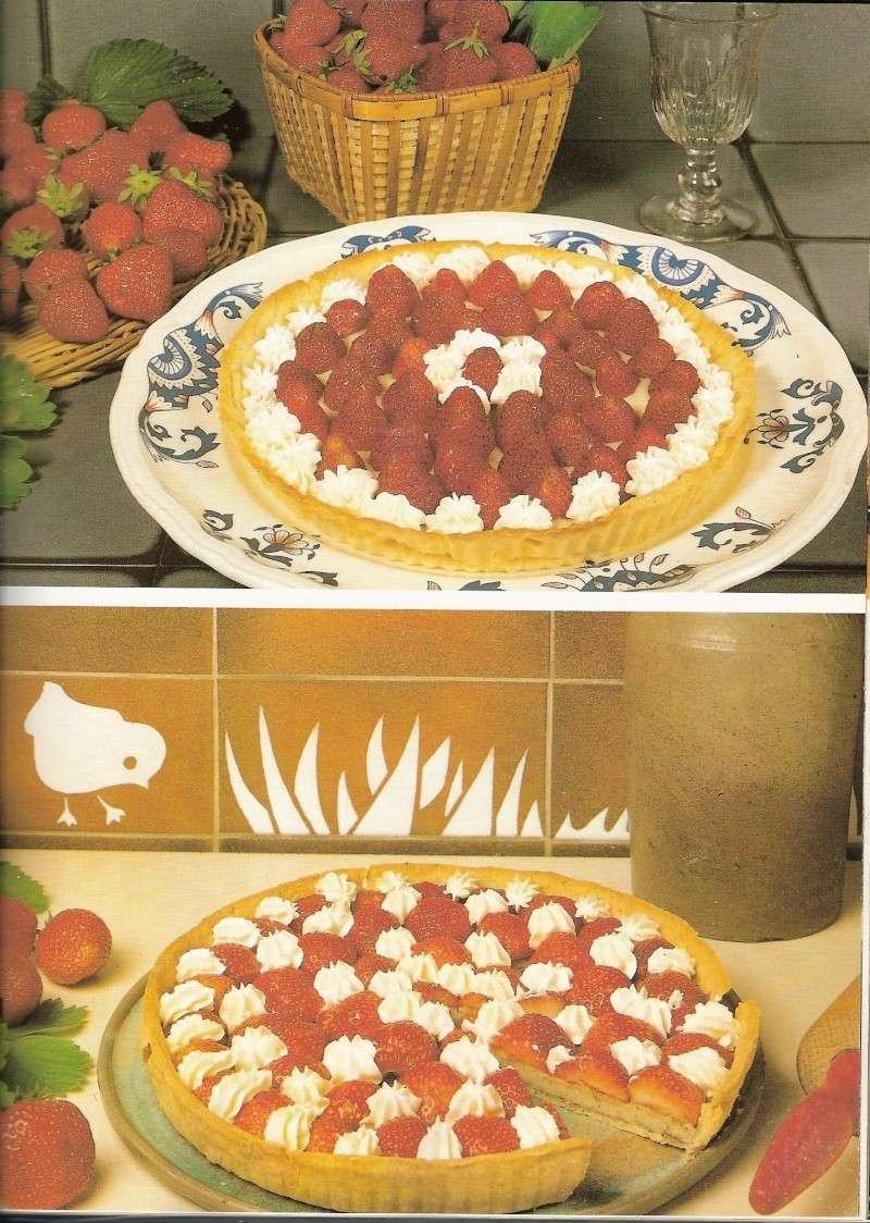 Les tartes sucrés Poames10
