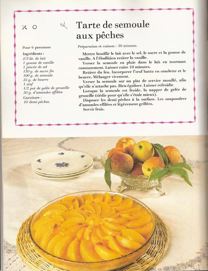 Les tartes sucrés Poames11