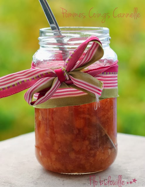 Les confitures et les marmelades Pomme_10