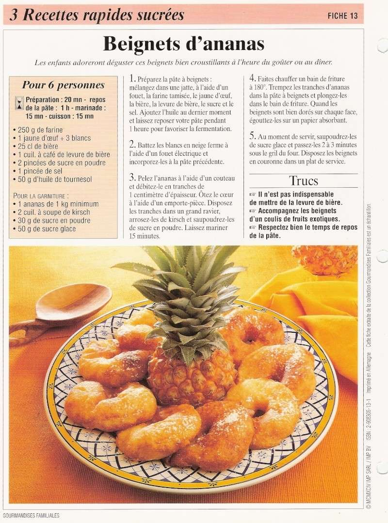 Les beignets Recett31