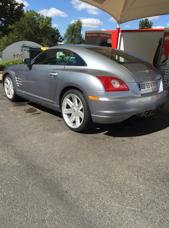 "Ma nouvelle voiture "" Crossfire"" Image110"