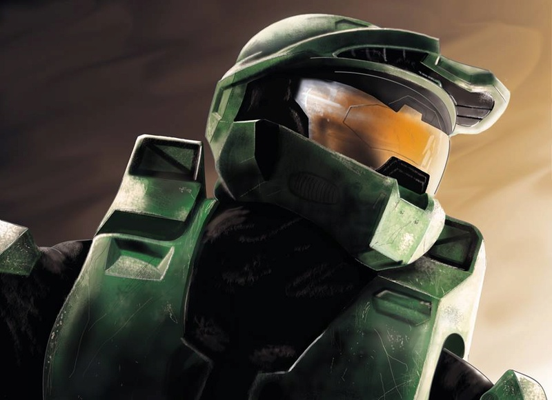 I thought I'd share some of my Halo Artwork :) 11250910