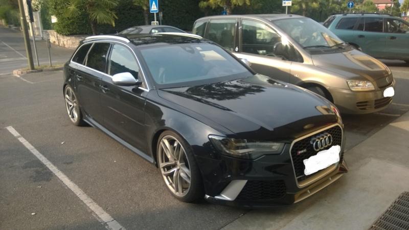 Avvistamenti auto rare non ancora d'epoca - Pagina 6 Audi_r11