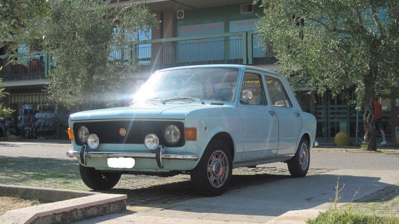 avvistamenti auto storiche - Pagina 19 Fiat_113