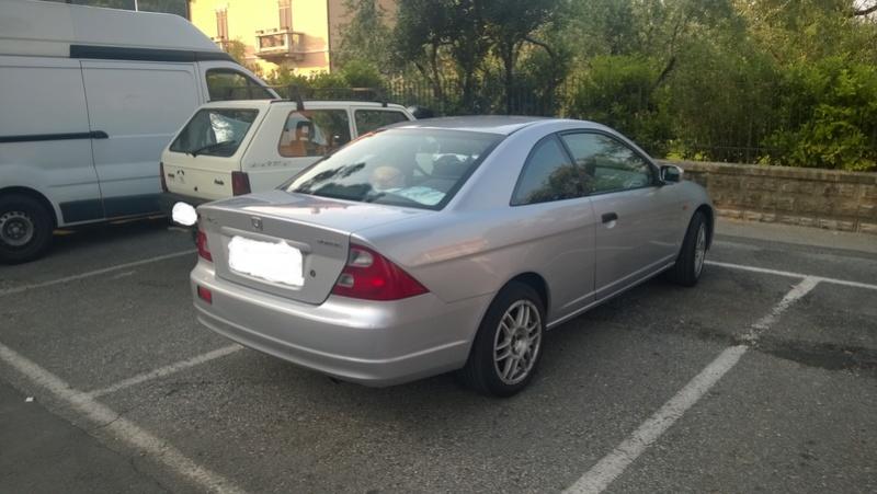 Avvistamenti auto rare non ancora d'epoca - Pagina 7 Honda_22
